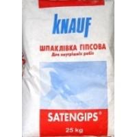 ШПАКЛЕВКА KNAUF САТЕНГИПС 25 КГ