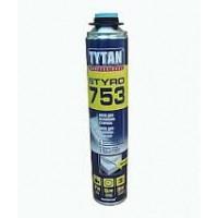 Пена клей Tytan (пистолет) 750мл